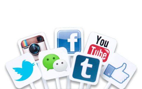 2018年全球社交媒体月活排行