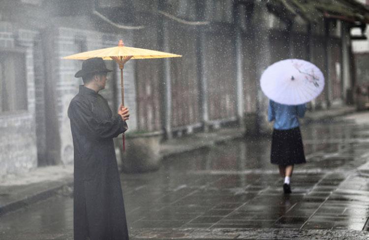 FOBGAVIN:戴望舒《雨巷》