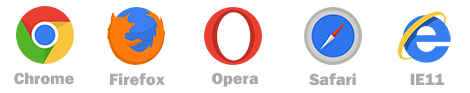 FobGavin:主流浏览器
