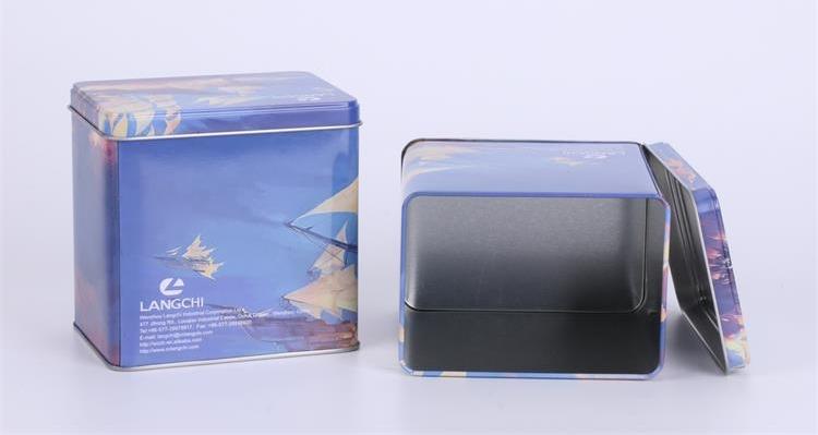 常用的马口铁盒印刷工艺