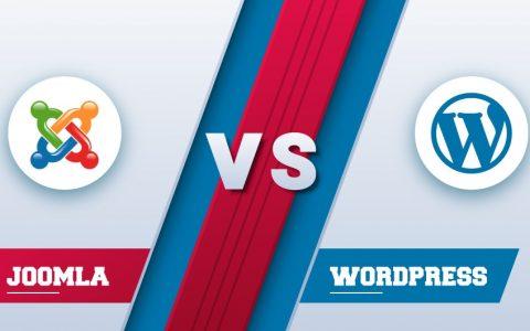 Joomla与Wordpress内置功能详细对比-FobGavin.com