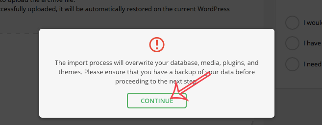 如何一键迁移WordPress网站 (All in One WP Migration插件)