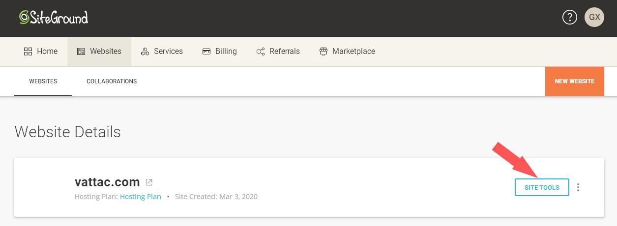 SiteGround增加子域名安装多个网站教程