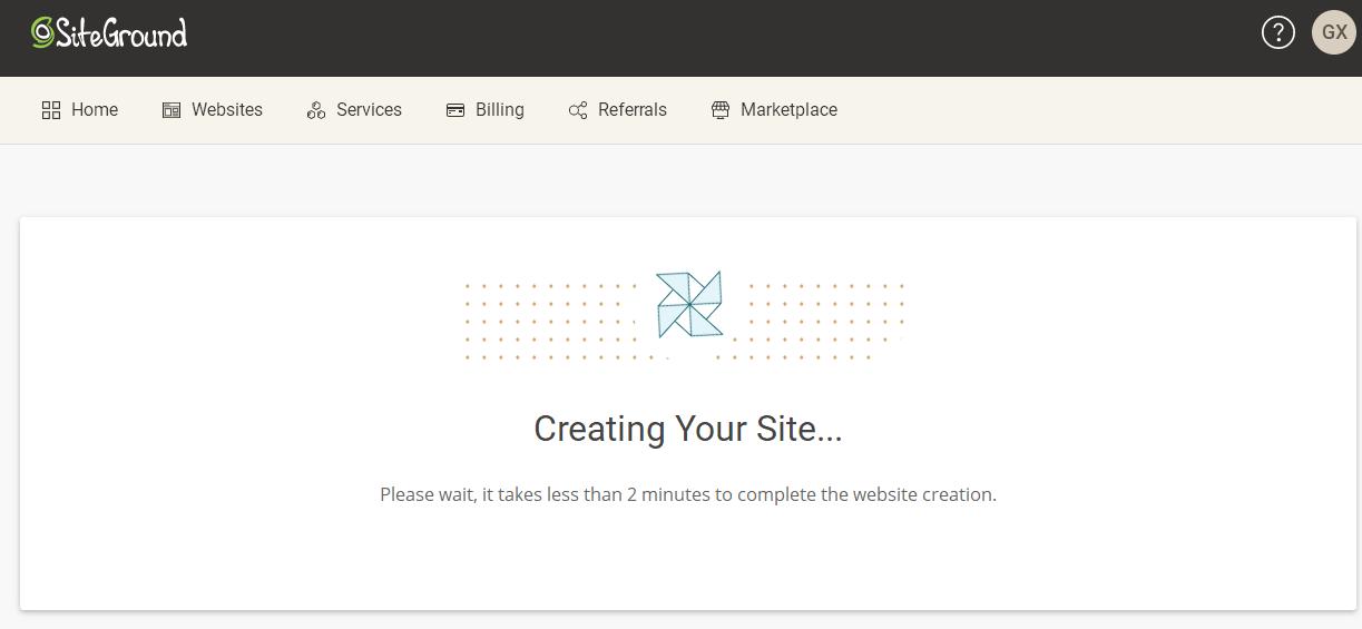 SiteGround增加新域名安装多个网站教程