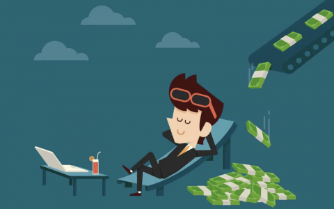 普通人如何创造自己的被动收入?