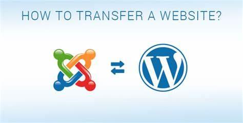 网站从Wordpress迁移到Joomla的方法